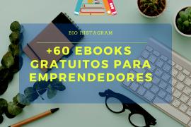 +60 ebook gratis para emprendedores